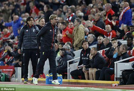 De Gea cuu thua xuat than, MU may man co diem roi Anfield - Anh 14