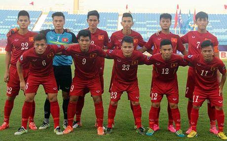 Bang xep hang va co hoi di tiep cua U19 Viet Nam - Anh 2