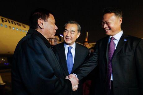 Tong thong Philippines: Phan quyet ve Bien Dong 'la thu yeu' - Anh 1