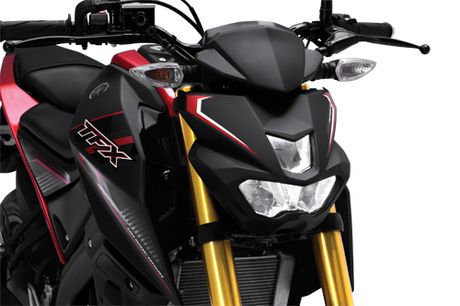 Yamaha cong bo gia chiec naked bike TFX 150 - Anh 4