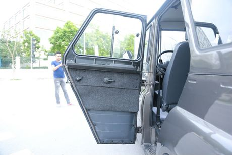 UAZ Hunter: Tiep noi huyen thoai xe Nga tai Viet Nam - Anh 7