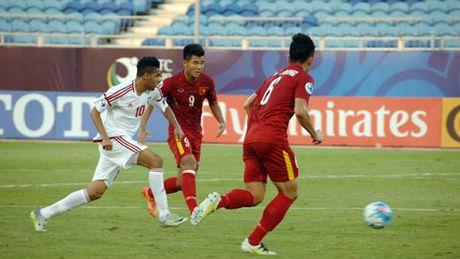 U19 Viet Nam nam quyen tu quyet tai VCK U19 chau A - Anh 1
