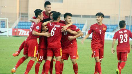 Diem yeu U19 Viet Nam can cai thien tai VCK U19 chau A? - Anh 1