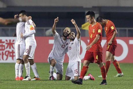 Tay du ky va giac mo bong da cua nguoi Trung Hoa - Anh 2