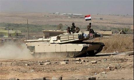 Quan doi Iraq giai phong loat khu vuc chien luoc o Mosul - Anh 1