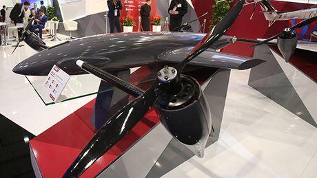 Kinh ngac UAV Hiep si Nga sieu nho, bay xa 1.000km - Anh 1