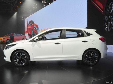 Hyundai Accent 2018 co gi de canh tranh Toyota Yaris? - Anh 1