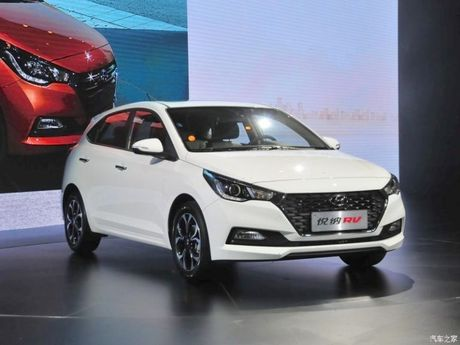 Hyundai Accent 2018 co gi de canh tranh Toyota Yaris? - Anh 2