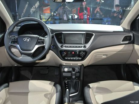 Hyundai Accent 2018 co gi de canh tranh Toyota Yaris? - Anh 4