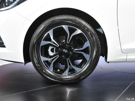 Hyundai Accent 2018 co gi de canh tranh Toyota Yaris? - Anh 8
