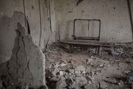 Can canh 'quan tinh nguyen' Ukraine ngoai chien tuyen - Anh 5