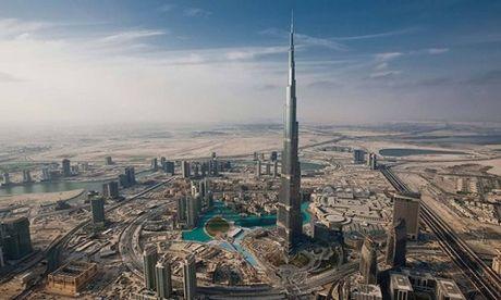 Hinh anh thanh pho Dubai khien ban muon den ngay lap tuc - Anh 1