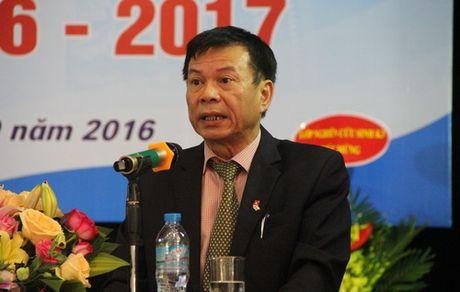 Thu truong Bui Van Ga danh trong khai giang nam hoc moi tai Hoc vien Quan ly Giao duc - Anh 4