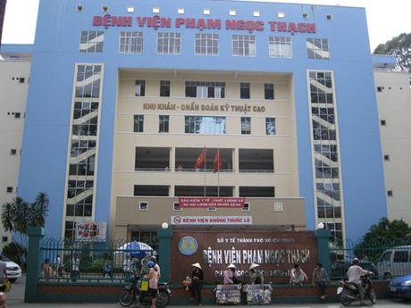 Thanh tra 3 benh vien tai TP Ho Chi Minh - Anh 1