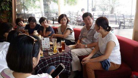 Thang 10 No hong - Nang cao nhan biet ung thu vu the gioi: Nhung 'chien binh' kien cuong - Anh 2