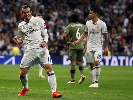 Champions League: Ronaldo 'tit ngoi' Real Madrid van dai thang - Anh 2