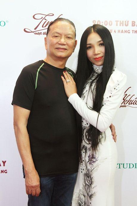 Nu hoang phong tra Quynh Lan ve nuoc tham gia Tinh Khuc Vuot Thoi Gian - Anh 4