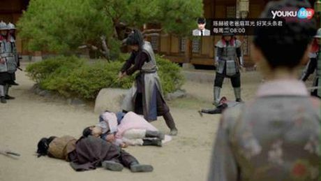 Nguoi tinh anh trang tap 16: Lee Jun Ki tu tay giet em trai, chia tay IU - Anh 4