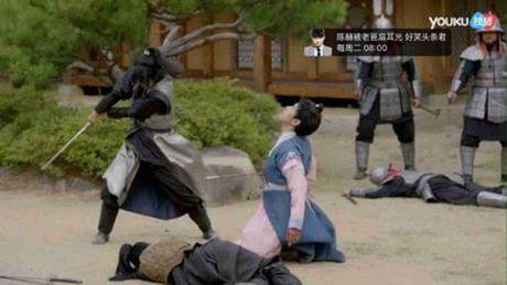 Nguoi tinh anh trang tap 16: Lee Jun Ki tu tay giet em trai, chia tay IU - Anh 5