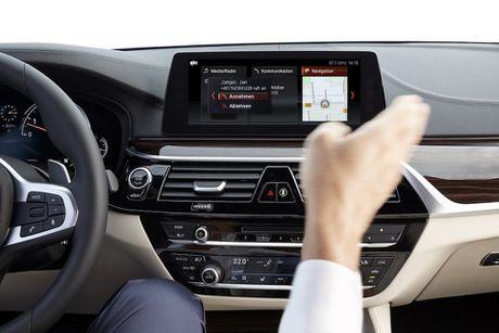 Nhung gi ban can biet ve BMW 5-Series 2017 hoan toan moi - Anh 13