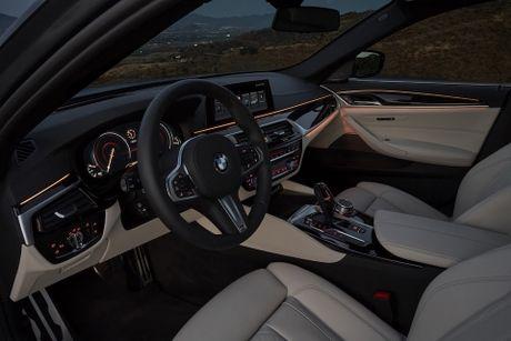 Nhung gi ban can biet ve BMW 5-Series 2017 hoan toan moi - Anh 17