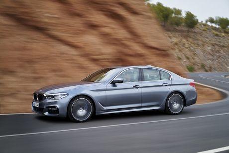 Nhung gi ban can biet ve BMW 5-Series 2017 hoan toan moi - Anh 1