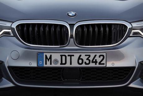 Nhung gi ban can biet ve BMW 5-Series 2017 hoan toan moi - Anh 2