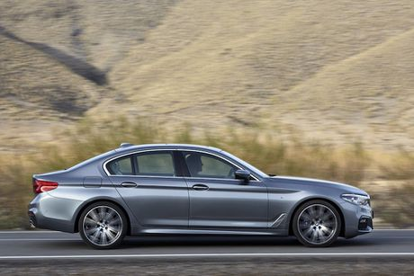 Nhung gi ban can biet ve BMW 5-Series 2017 hoan toan moi - Anh 3