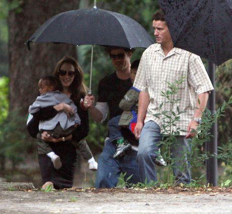 Cuu ve si nha Jolie-Pitt xin nghi viec vi kiet suc - Anh 1