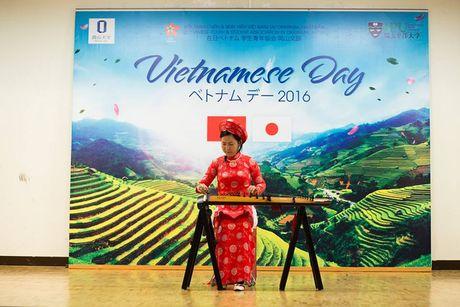 Tung bung Ngay hoi Viet Nam 2016 tai Okayama, Nhat Ban - Anh 2