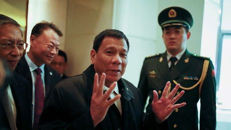 Vua den Bac Kinh, tong thong Philippines da noi lai - Anh 2