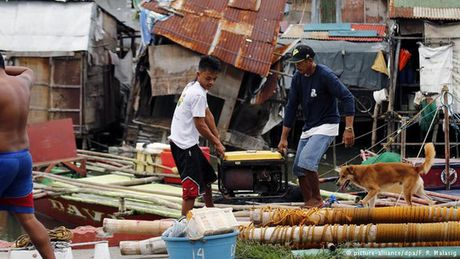 Sieu bao Haima co the tan pha Philippines ngang ngua Haiyan - Anh 2