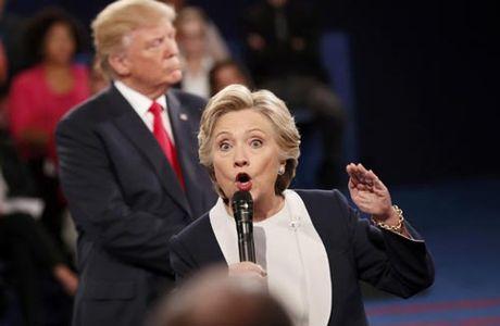 Ba Clinton tu tin - Anh 1