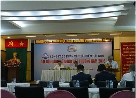 DHDCD bat thuong SGS: Erria A/S se ban thoa thuan toan bo 34,42% von - Anh 1
