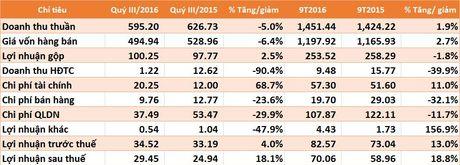 TNG: 9 thang hoan thanh 61,7% ke hoach nam - Anh 1