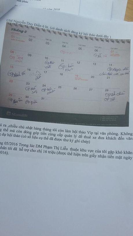Manulife Thai Binh bi to 'map mo' trong viec cham dut hop dong voi Dai ly bao hiem - Anh 3