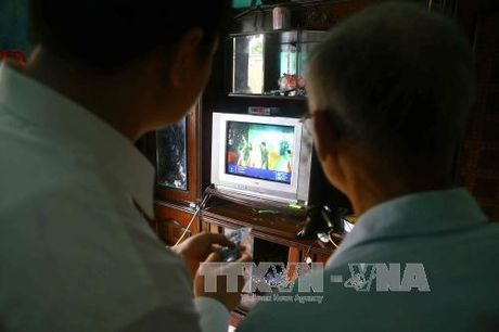 Tiep tuc ngung phat song truyen hinh analog tai 7 tinh - Anh 1