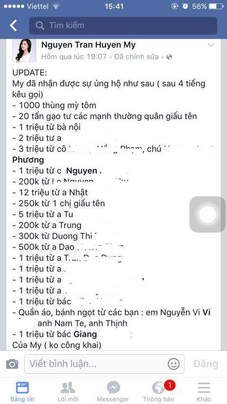 A hau Huyen My noi gi khi bi so sanh tien tu thien voi Phan Anh? - Anh 1
