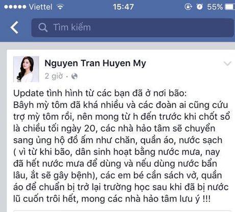 A hau Huyen My noi gi khi bi so sanh tien tu thien voi Phan Anh? - Anh 3