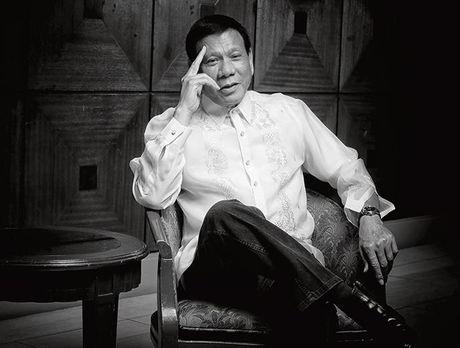 Nga se tro thanh chia khoa can bang ngoai giao cua Duterte - Anh 1