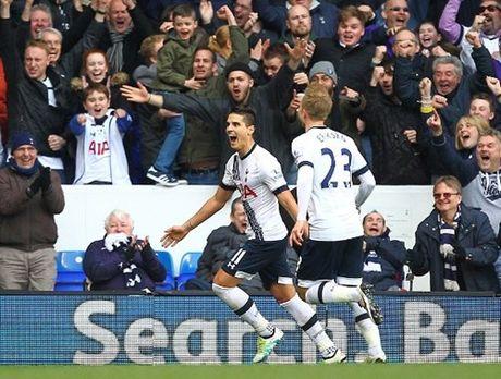 Tottenham tiep tuc dung nhi bang sau tran hoa voi Leverkusen - Anh 1