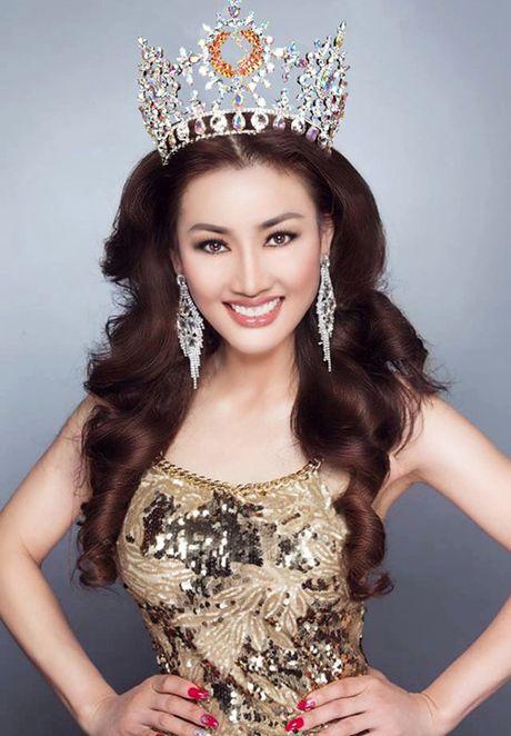 Tracy Hang Nguyen se dai dien cho Viet Nam tham du Mrs World 2016 - Anh 2