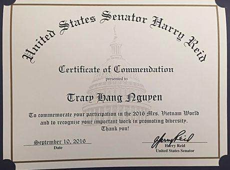 Tracy Hang Nguyen se dai dien cho Viet Nam tham du Mrs World 2016 - Anh 4