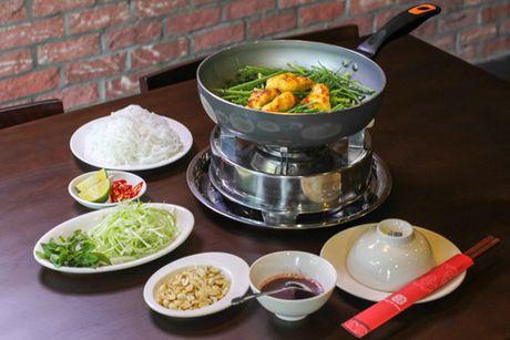 Cha ca lang - mon an dac san cua nguoi dan Ha Thanh - Anh 2