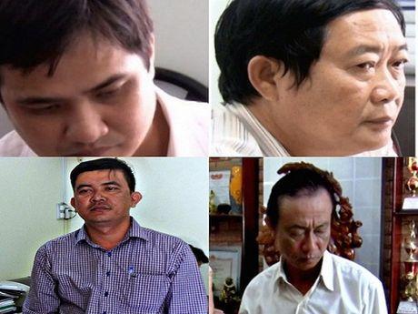 De nghi truy to cac can bo huyen lap khong hang chuc ho so, hop dong de tham o - Anh 1