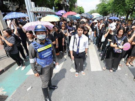 Thai Lan se yeu cau dan do nhung nguoi xuc pham hoang gia - Anh 1
