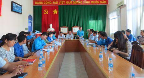 Soc Trang phat dong ung ho dong bao mien Trung - Anh 2