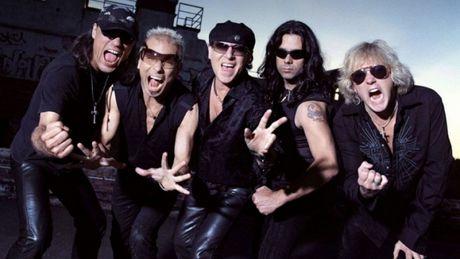 Scorpions: Su tro lai tu mot huyen thoai - Anh 4