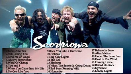 Scorpions: Su tro lai tu mot huyen thoai - Anh 8