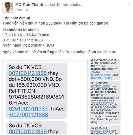 Tuan Hung dap tra khi bi che quyen duoc tien ung ho kem xa MC Phan Anh - Anh 7